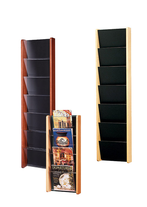 1000 Series Magazine Racks