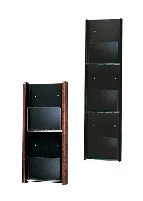 2000 Series Magazine Racks