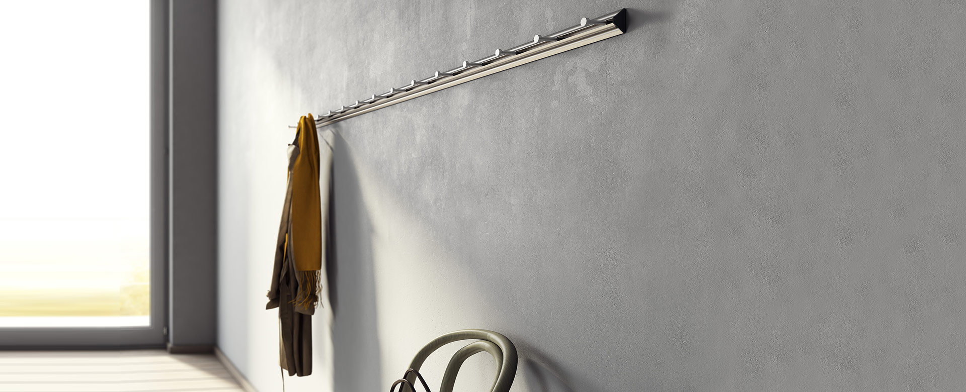Climb Coat Hook Strips