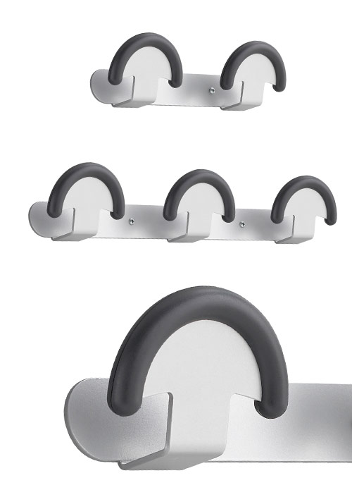 MPAM Series Coat Hook Strips