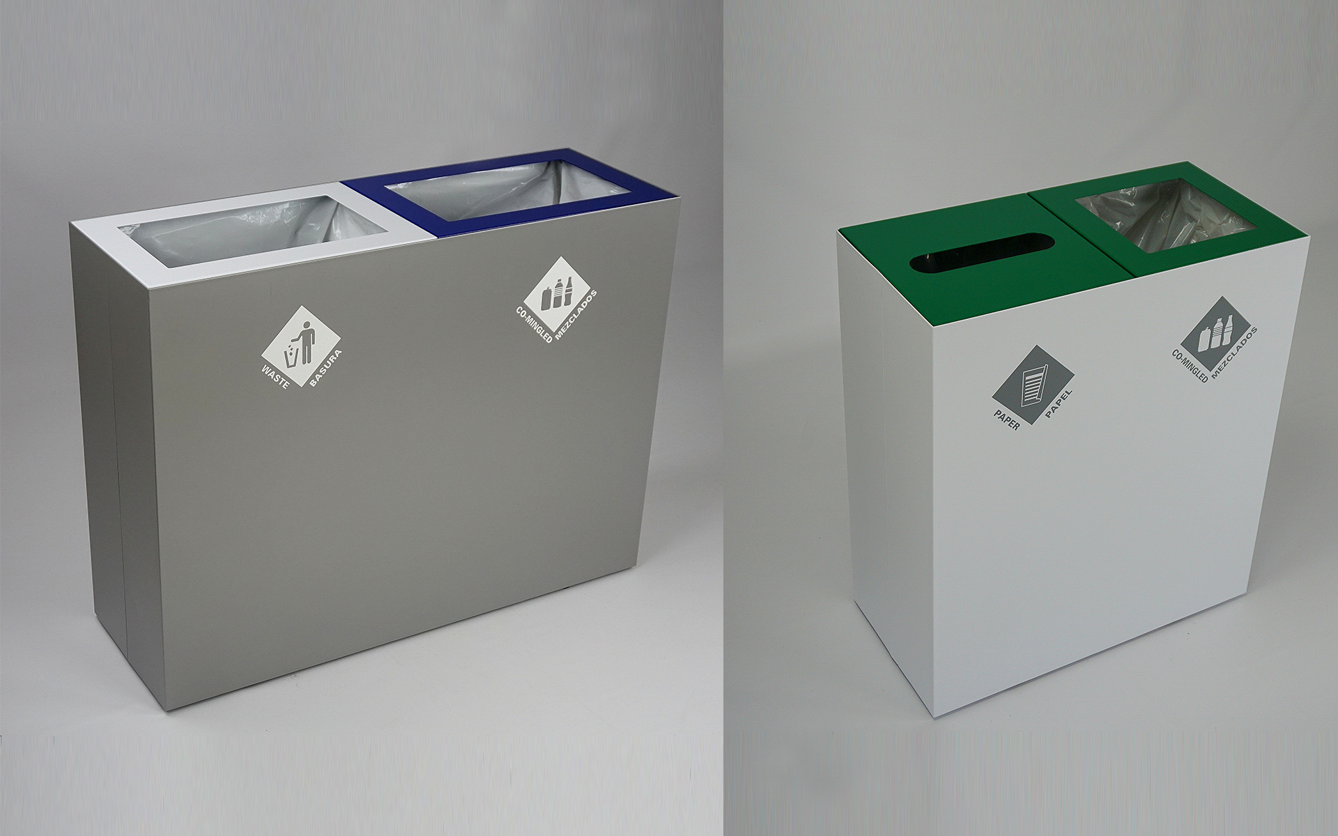 PIC Waste Receptacles