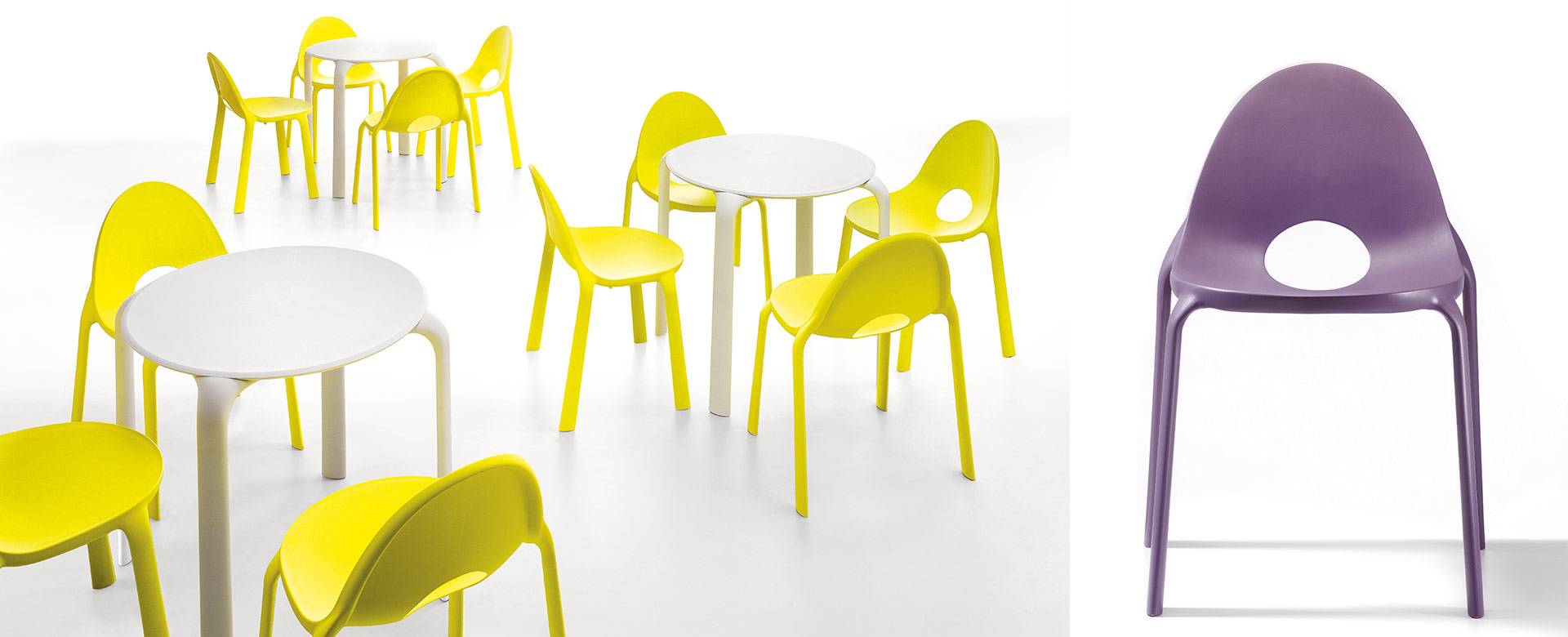STILLA Outdoor Chairs & Tables