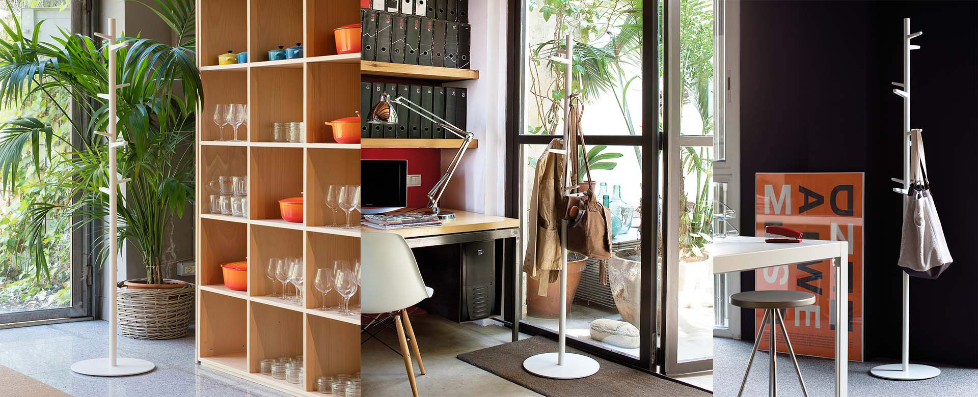 TAIGA Coat Trees & Umbrella Stands