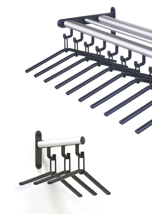Tertio Wall Racks