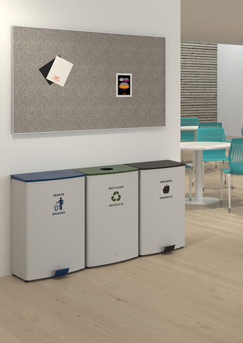 Trada Waste Receptacles