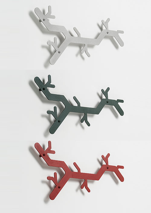Treehooked Coat Racks
