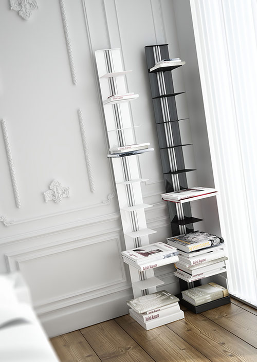 USIO Bookshelves
