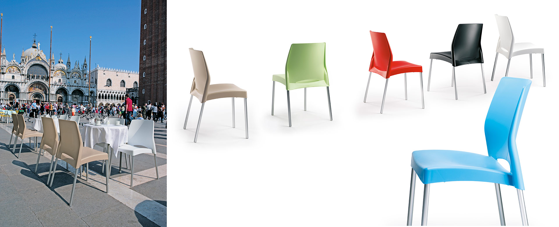 VACANZA Outdoor Chairs